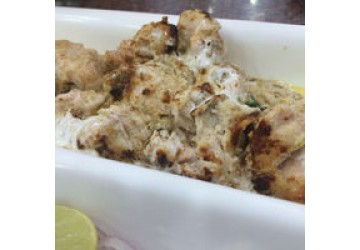 Changezi's Chicken Malai Tikka