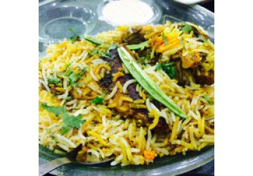 Changezi's Chicken Biryani