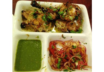 Changezi's Afghani Chicken