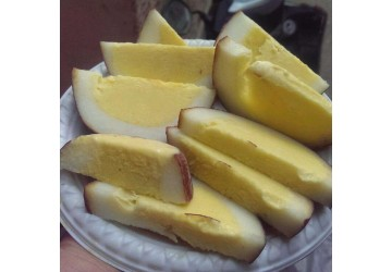 Stuffed Apple Kulfi