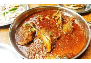 Chicken Curry ( Ashok & Ashok Meat Dhaba )